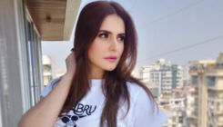 Zareen Khan trolled for her stretch marks; shuts down body-shamers with a befitting reply
