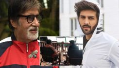 Kartik Aaryan fulfils his 'bucket list' of working with Amitabh Bachchan