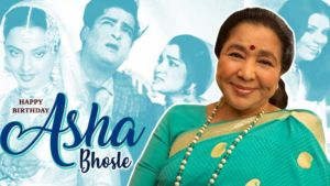 Asha Bhosle Birthday Special: 7 Songs that the legendary singer made iconic with her versatility