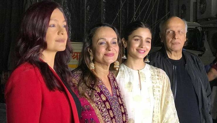 Pooja Bhatt on Soni Razdan: I used to hate her for snatching away dad from us