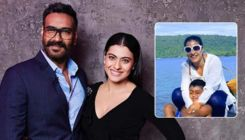 Ajay Devgn and Kajol's sweet birthday wishes for son Yug will warm your heart