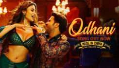 'Odhani' song: Rajkummar Rao and Mouni Roy give a new twist to the popular Garba song