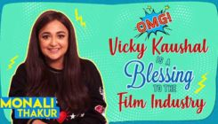 OMG! Vicky Kaushal is a blessing to the film industry: Monali Thakur