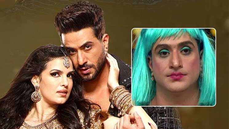 Nach Baliye 9: Aly Goni breaks down on the sets, here's why | Bollywood Bubble