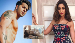 Varun Dhawan thinks his 'Main Tera Hero' co-star Ileana D'cruz is as hot as thunder in her latest post