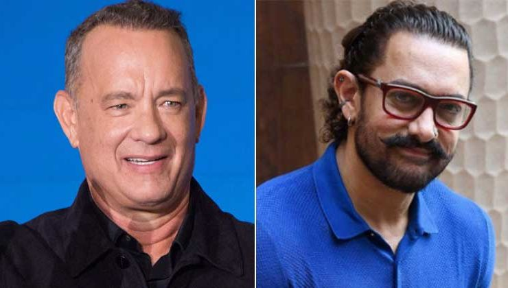 'Laal Singh Chaddha': Aamir Khan to meet Tom Hanks to prepare for his role?