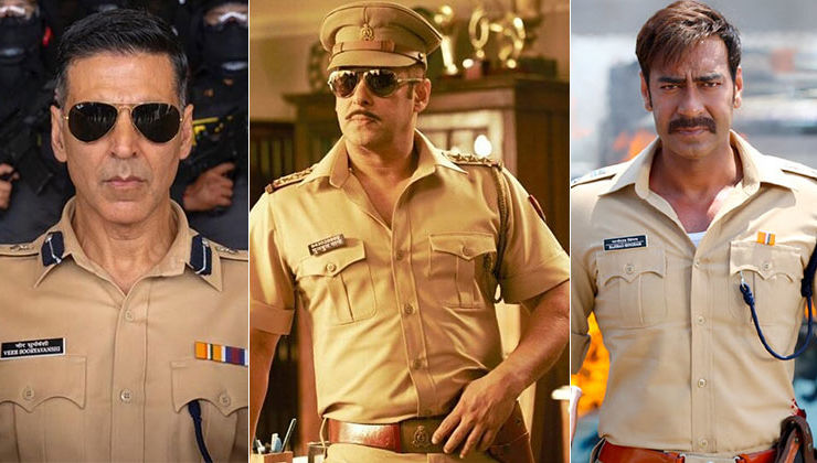 From Singham to Chulbul Pandey, here are Bollywood's most iconic cops