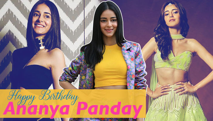 Happy Birthday Ananya Panday: These pics prove that the stunning actress is always Insta-ready
