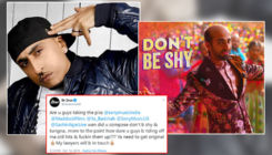Dr. Zeus furious over 'Bala's 'Don't Be Shy' remake; threatens legal action; Badshah tries damage control