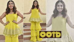 Bhumi Pednekar twirls like a daffodil in this yellow dress