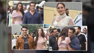 'Dabangg 3' Trailer: Salman Khan, Sonakshi Sinha, Saiee Manjrekar make dhamakedaar entry at launch event