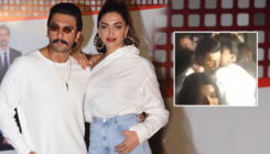 Deepika Padukone-Ranveer Singh share a passionate kiss as they dance to 'Nashe Si Chadh Gayi' at '83' wrap-up party