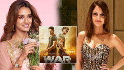 'War': Sussanne Khan and Disha Patani have the best reviews for Hrithik Roshan and Tiger Shroff