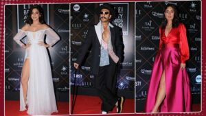 Elle Beauty Awards 2019: Anushka Sharma, Ranveer Singh, Kareena Kapoor Khan and others dazzle on the red carpet