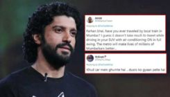 Farhan Akhtar slammed by netizens as he expressed his views on Aarey forest row
