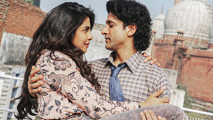 The Sky Is Pink: Farhan Akhtar shines in this Priyanka Chopra starrer emotional family drama | Bollywood Bubble