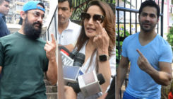 Maharashtra Assembly Elections 2019: Aamir Khan, Madhuri Dixit and B-town celebs cast their votes