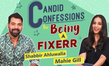 Shabbir Ahluwalia and Mahie Gill's candid confessions on being a Fixerr