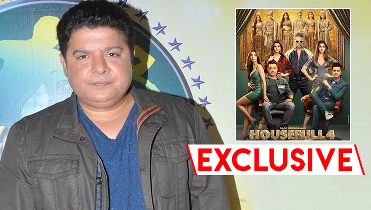 EXCLUSIVE: Sajid Khan sends legal notice to Fox Star Studios for 'Housefull 4' director's credit row?