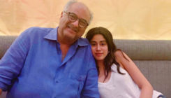 'Bombay Girl': Janhvi and Boney Kapoor to work together for this coming-of-age film