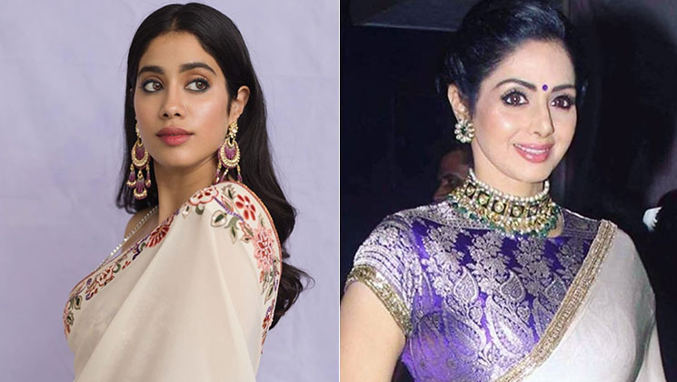 Janhvi Kapoor's brand new car has a sweet connection to her mom Sridevi | Bollywood Bubble