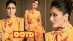 Kareena Kapoor flaunts 'floral power' in this printed yellow jumpsuit