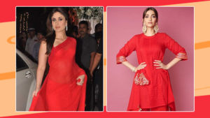 Karva Chauth bollywood actresses fashion inspiration