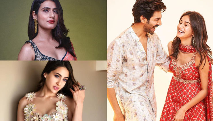 Not just Sara Ali Khan and Ananya Panday, Kartik Aaryan was also linked with THESE hotties of B-Town