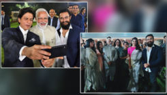 PM Modi meets Shah Rukh, Aamir Khan, and other celebs to discuss initiatives to mark the 150th birth anniversary of Mahatma Gandhi
