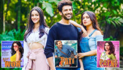 'Pati Patni Aur Woh' posters: Meet Kartik Aaryan as Chintu, Bhumi Pednekar as Vedika and Ananya Panday as Tapasya