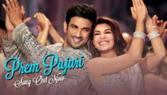 'Drive' song 'Prem Pujari': Jacqueline Fernandez and Sushant Singh Rajput's chemistry is unmissable in this grand wedding number