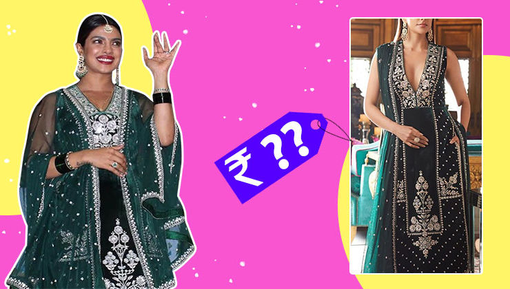 Loved Priyanka Chopra's dandiya dress? Here's how much it costs