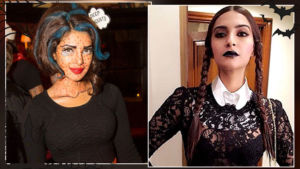Halloween bollywood actors inspired looks