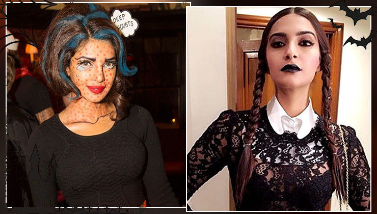 Priyanka Chopra to Sonam Kapoor- 6 Bollywood celeb-inspired Halloween costumes