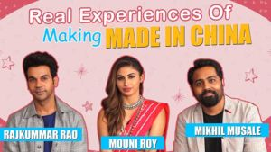 Rajkummar Rao and Mouni Roy's HONEST experience of shooting Mikhil Musale's 'Made In China'