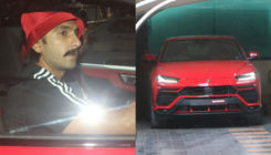 Wow! Ranveer Singh gifts himself a Rs. 3 Cr Lamborghini - view pics