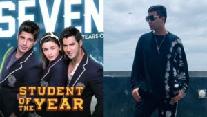 Student Of The Year Karan Johar