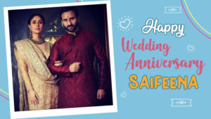 Saif Ali Khan and Kareena Kapoor Wedding Anniversary:  Insta pics of the lovebirds are ultimate couple goals