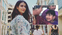 Fatima Sana Shaikh opens up about her 'Chachi 420' days; says,