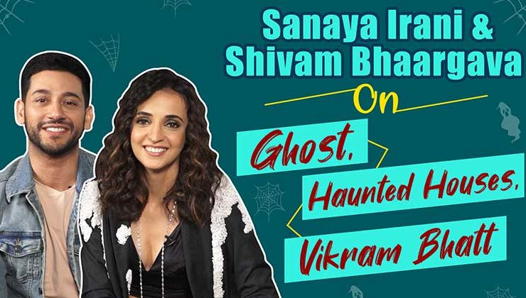 Sanaya Irani and Shivam Bhaargava's haunted tales about Ghosts, Scary Houses and Vikram Bhatt