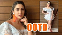 Sara Ali Khan looks like an absolute sweetheart in this polka-dot dress