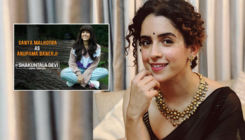 'Shakuntala Devi' biopic: Sanya Malhotra in a never-seen-before avatar as Vidya Balan's daughter