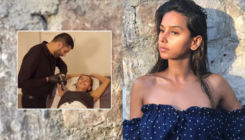 Netizens slam Shibani Dandekar for her armpits treatment video; the actress hits back with a befitting reply