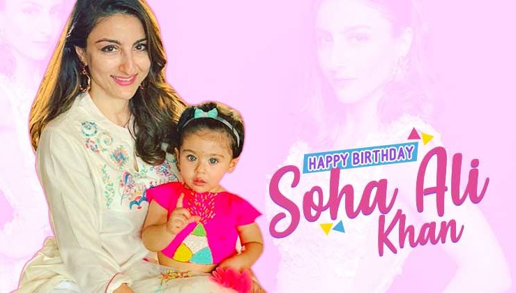 Soha Ali Khan Birthday Special: These cutesy pics with Inaaya Naumi Kemmu prove that she's a perfect mother