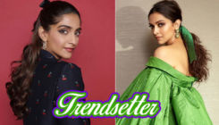 Deepika Padukone and Sonam Kapoor's ribbon hairstyle will help all you office-goers save a lot of time
