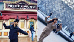 Sushant Singh Rajput and his rumoured GF Rhea Chakraborty vacationing in Paris together?