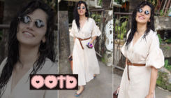 Taapsee Pannu shows how to rock a basic outfit at the salon
