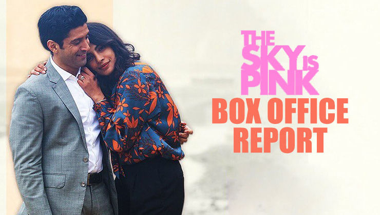 'The Sky Is Pink' Box Office Report: Priyanka Chopra and Farhan Akhtar fail to leave an impact