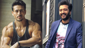Tiger Shroff and Riteish Deshmukh, Baaghi 3