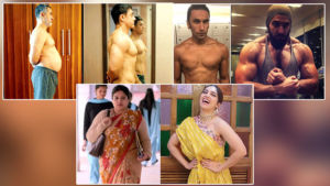 Bollywood celebs weight transformation